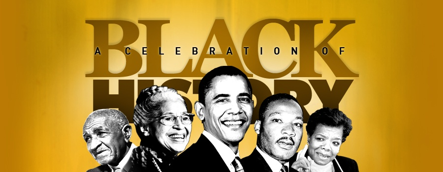 the history of black history eagle
