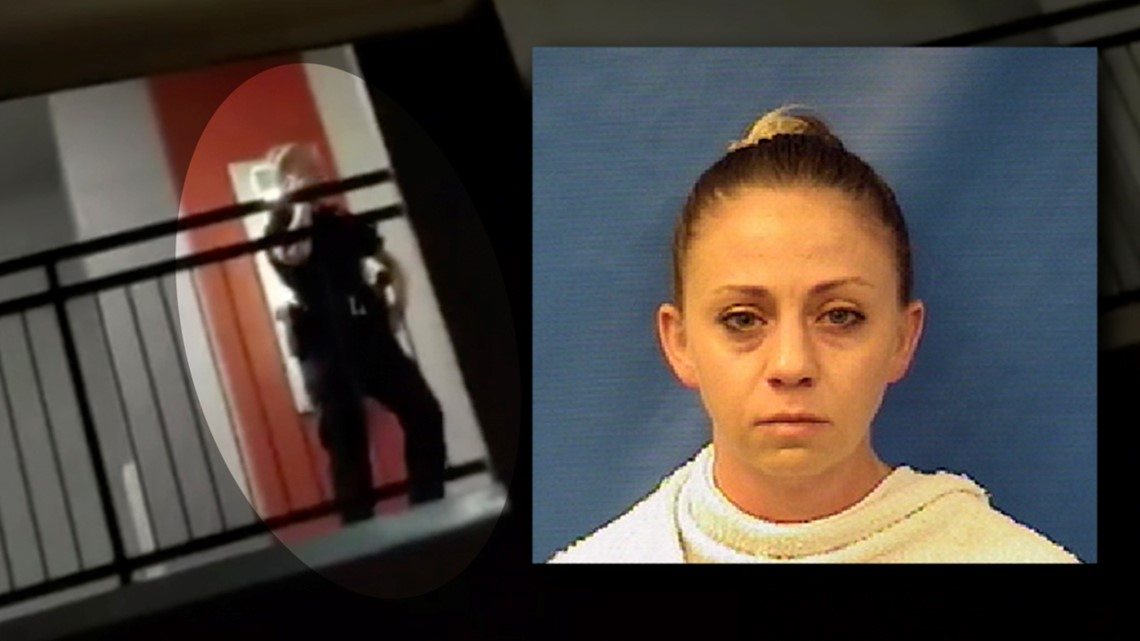 Dallas Grand Jury Indicts Amber Guyger On Murder Charge For Killing
