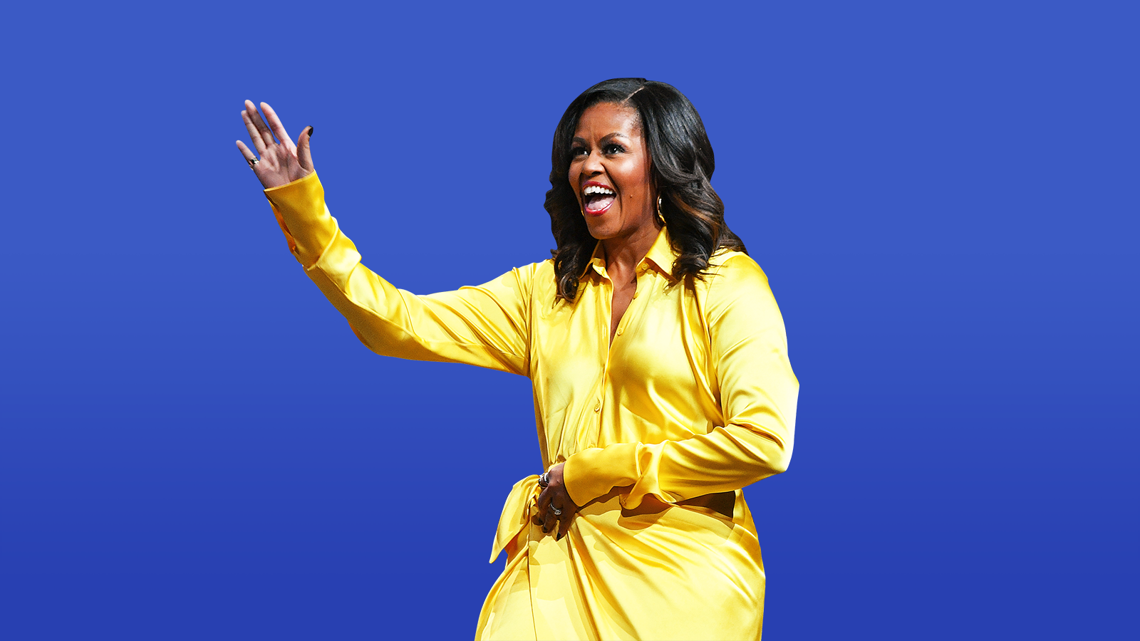 Michelle Obama Named America's Most Admired Woman In New Poll | The