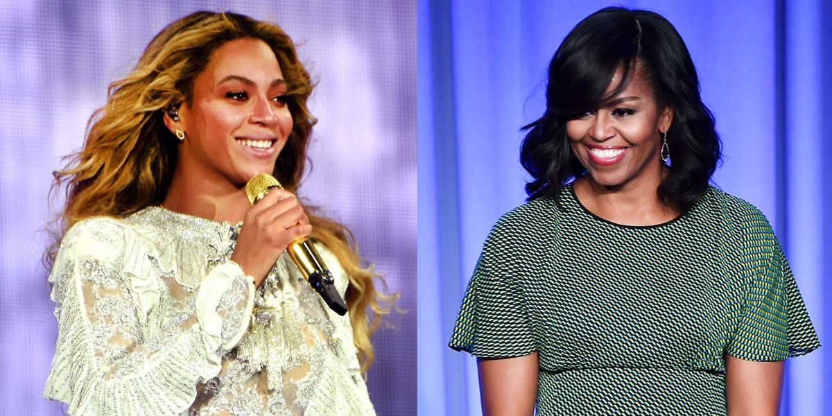 Time Magazine 100 Most Influential People Michelle Obama: By Beyoncé
